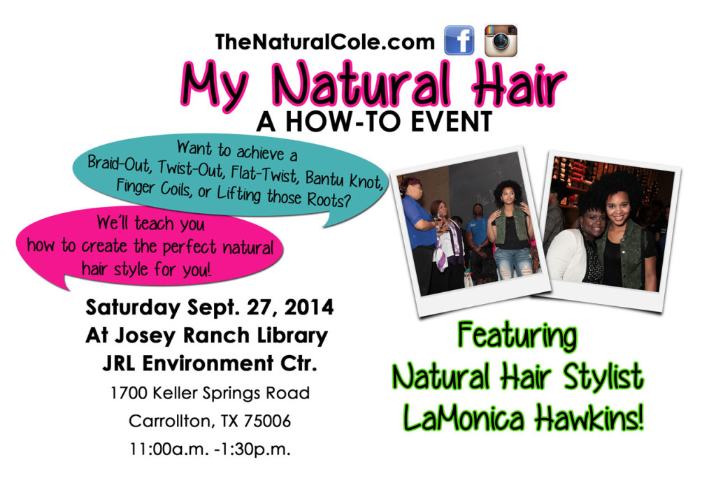 Lamonica Natural Hair