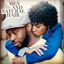 Men and Nautral Hair