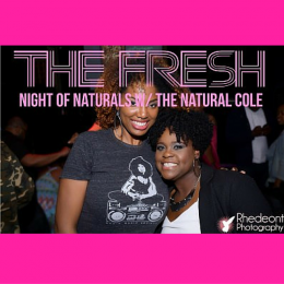 naturals night out