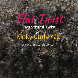 Kinky Curly Yaki Clip-ins