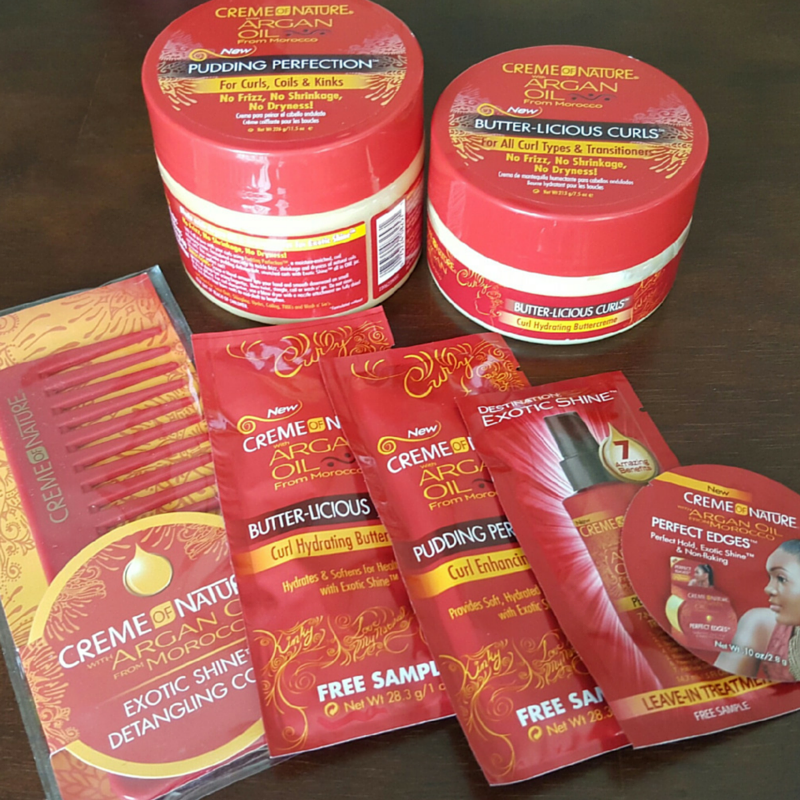 Crème of Nature Products (2)