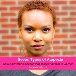 Seven Types of Alopecia