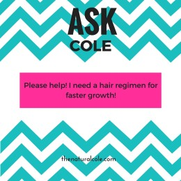 Hair Regimen New