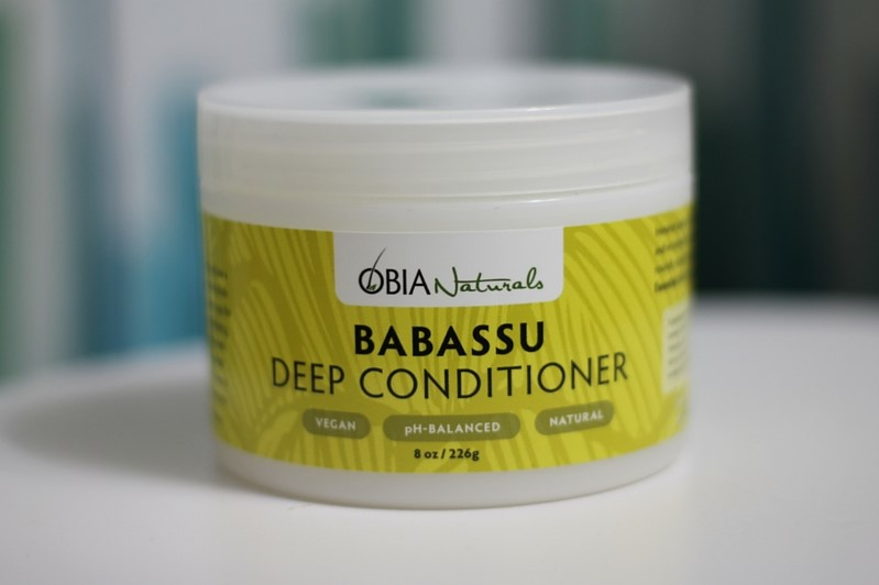 Obia Natural Hair Care Curl Enhancing Custard