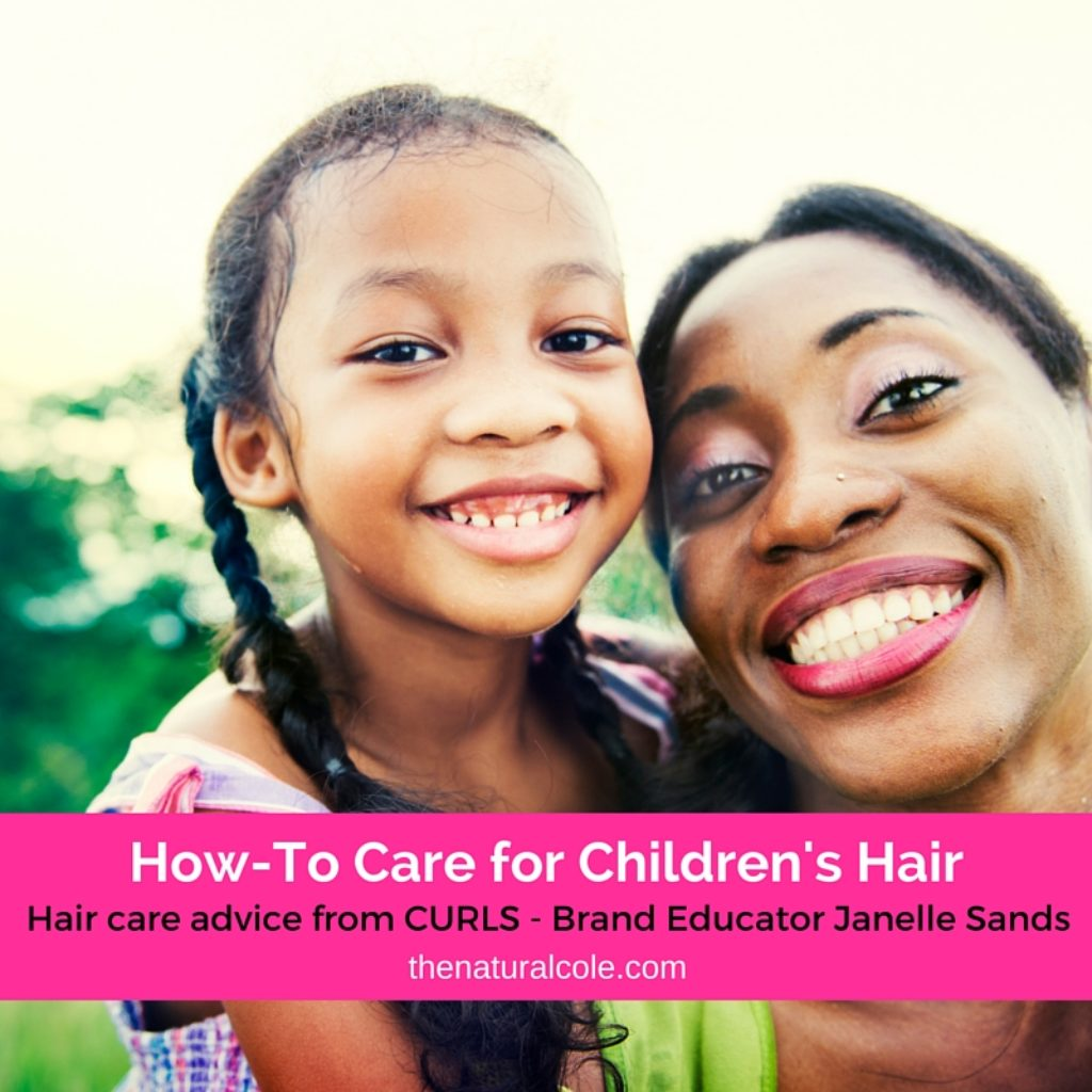 Childrens Hair Care