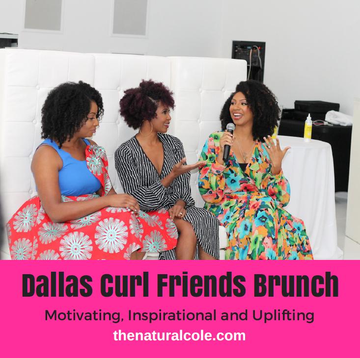 Dallas Curl Friends Brunch