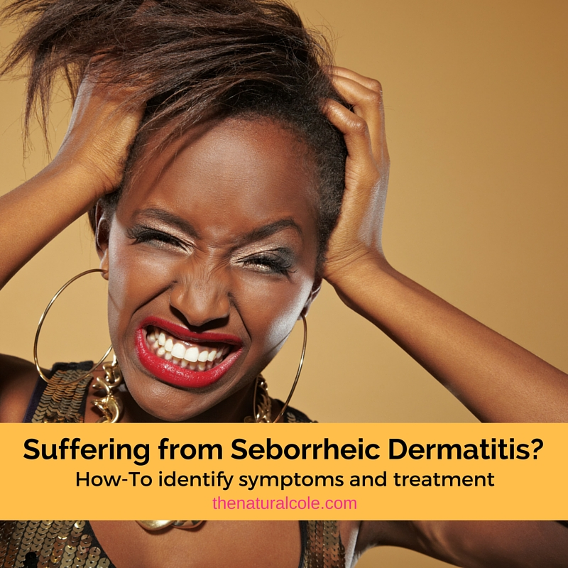 Suffering from Seborrheic Dermatitis?