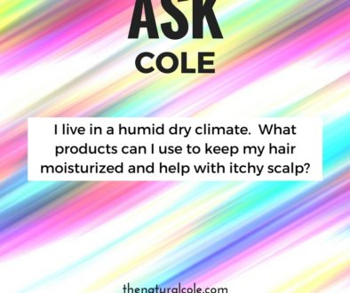 Dry hair and itchy scalp
