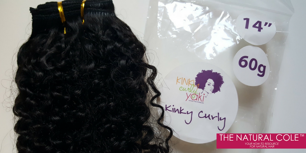 How To Install Kinky Curly Yaki Clip-ins