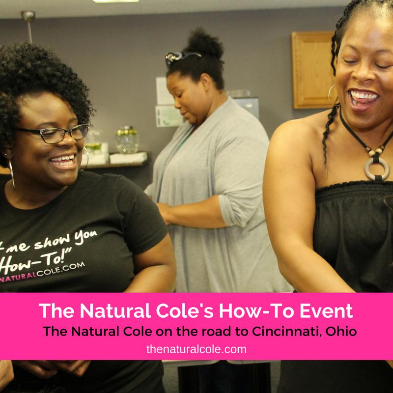 The Natural Cole goes to Cincinnati, Ohio