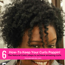 How to achieve amazing curls with natural hair