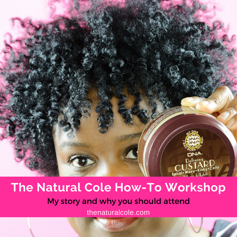 The Natural Cole How-To Workshop