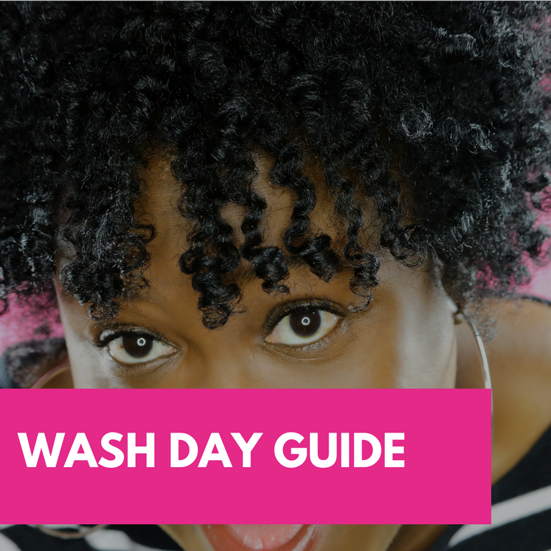 Wash Day Guide