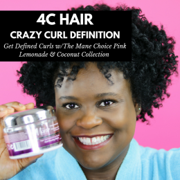 Curl Definition with The Mane Choice