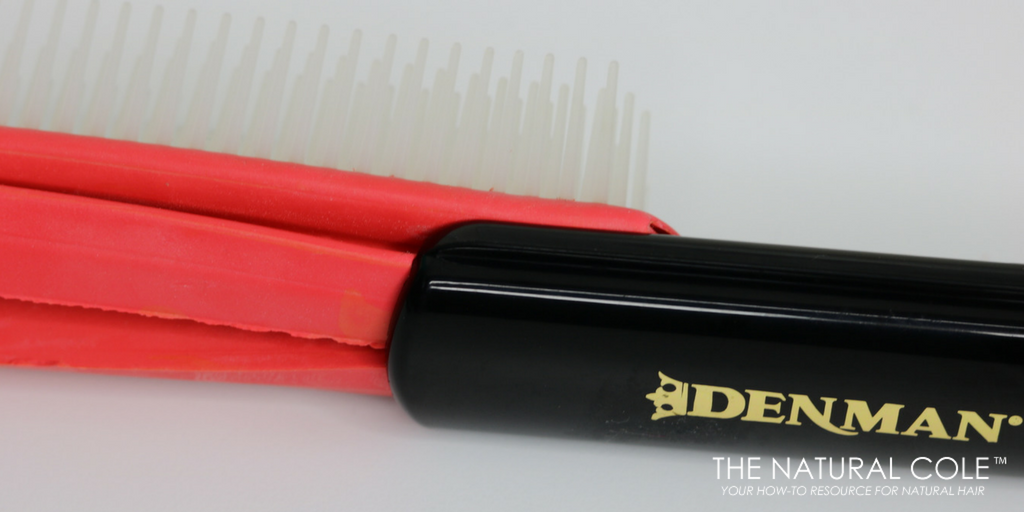 D3 7 Row Denman Brush