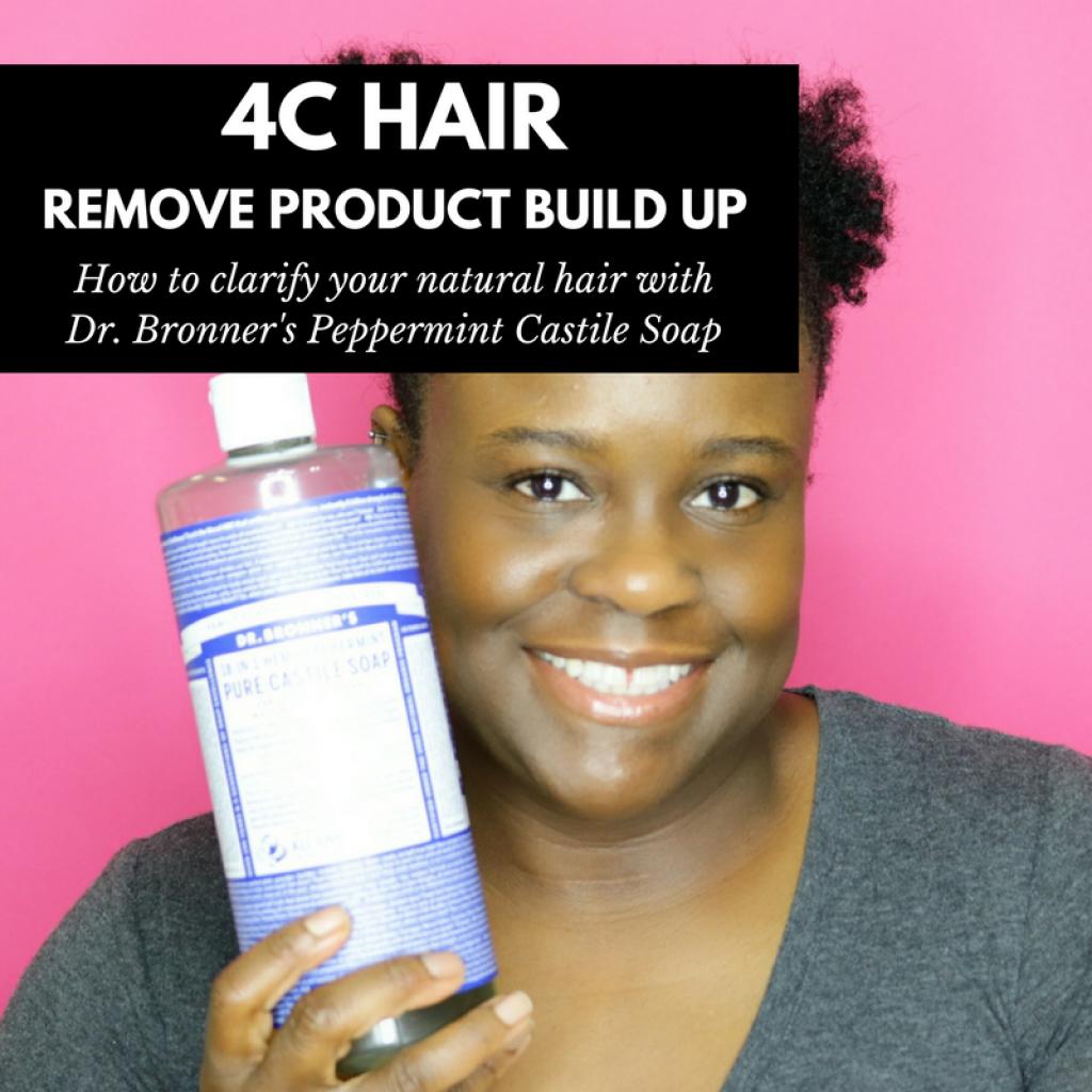 Dr Bronner S Shampoo Build Up