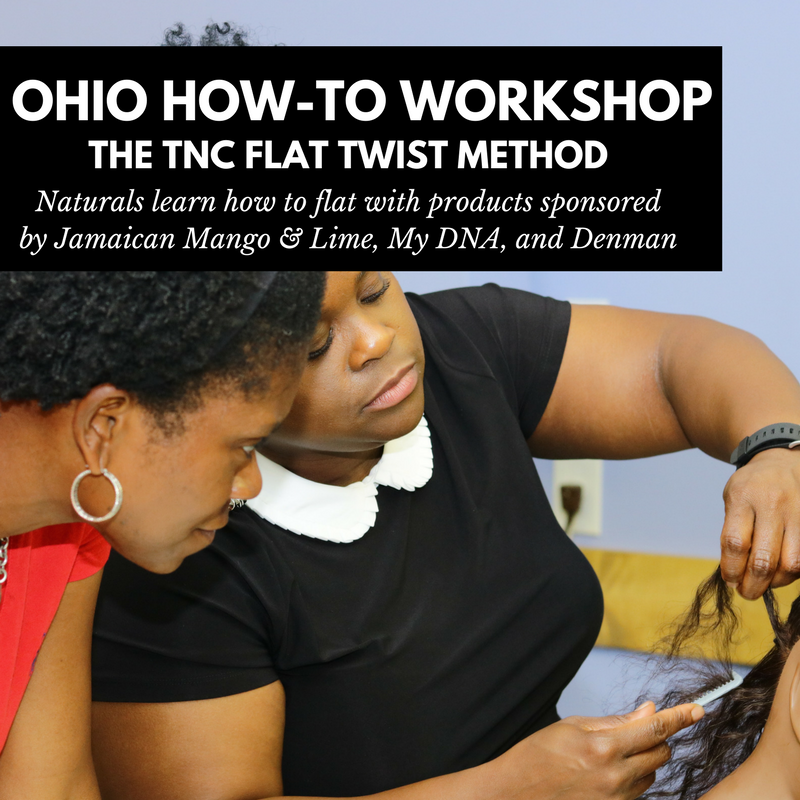 The Natural Cole Ohio How-To Workshop